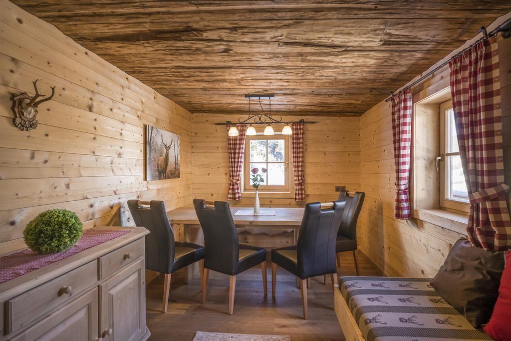 Chalet Ursteinhütte - Kelchsau - esszimmer chalet