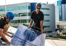 Commercial solar boom underway