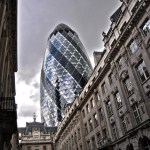 London in HDR