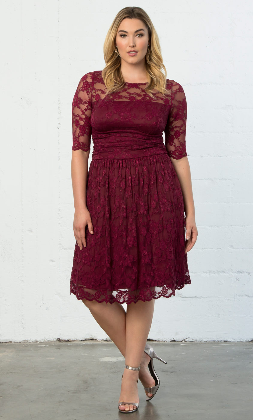 Fullsize Of Plus Size Cocktail Dress