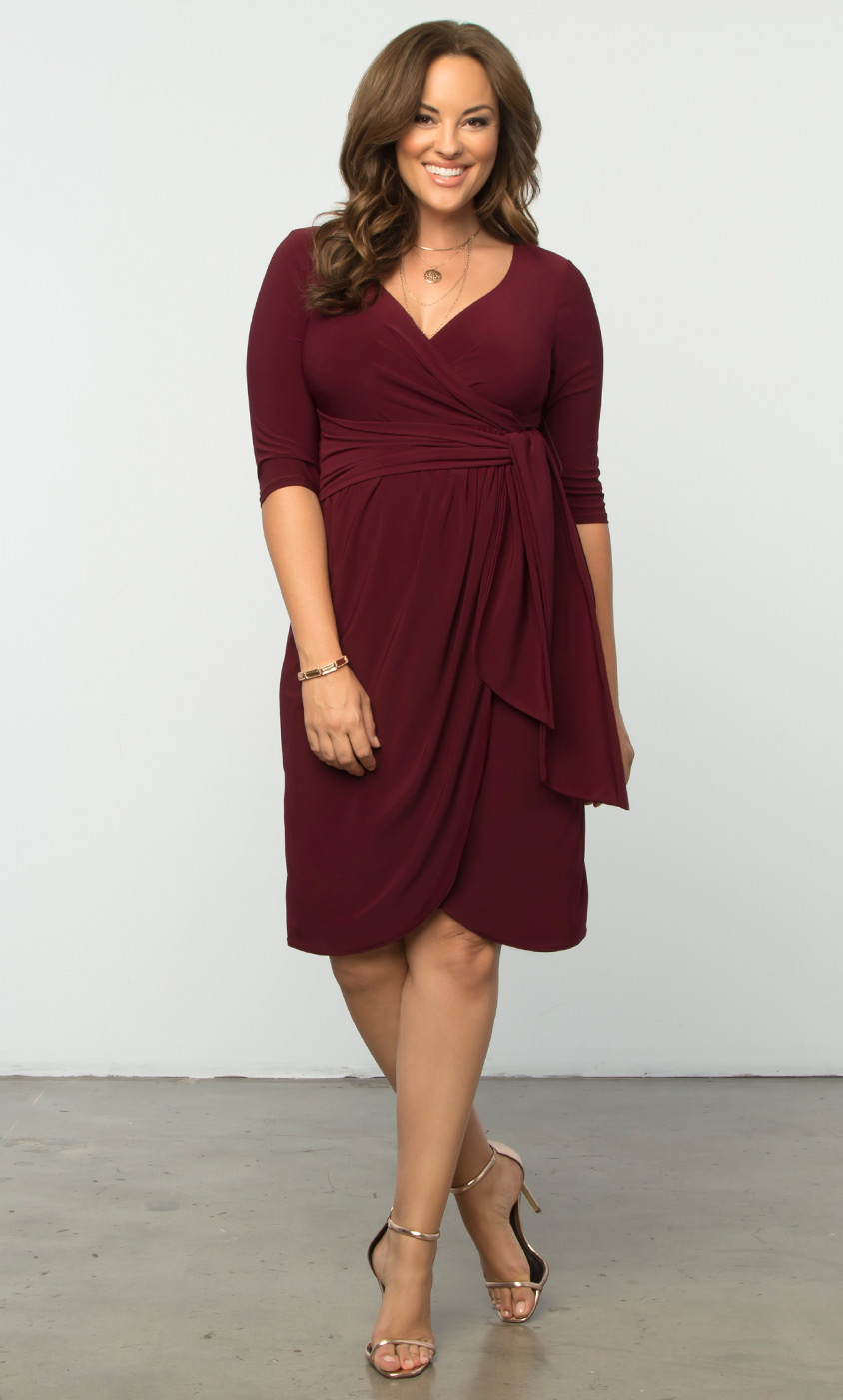 Plus Size Dresses To Wear To Wedding - Obamaletter