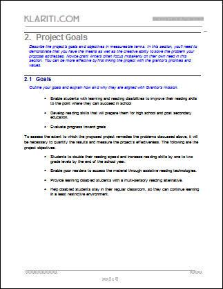 Grant Proposal Template Custom Essay Per Page Writing A College
