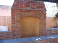 Rumford Fireplace - Kleen Sweep San Diego