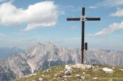 Gipfelkreuz Karlkogl