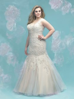 Small Of Allure Wedding Dresses