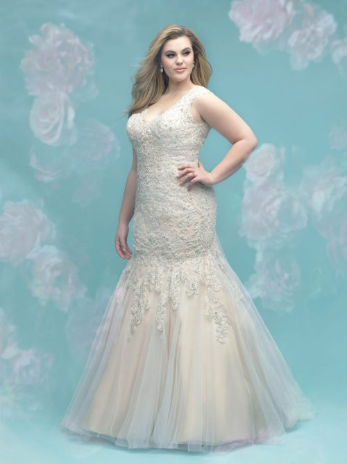 Medium Of Allure Wedding Dresses