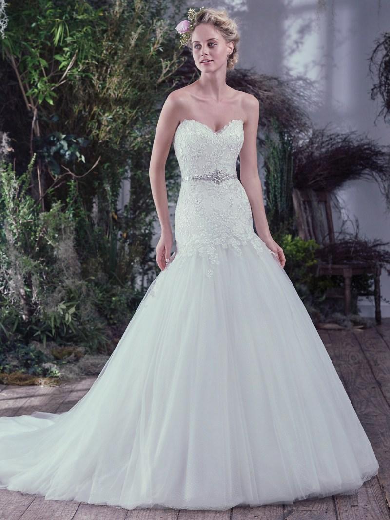Large Of Drop Waist Wedding Dress