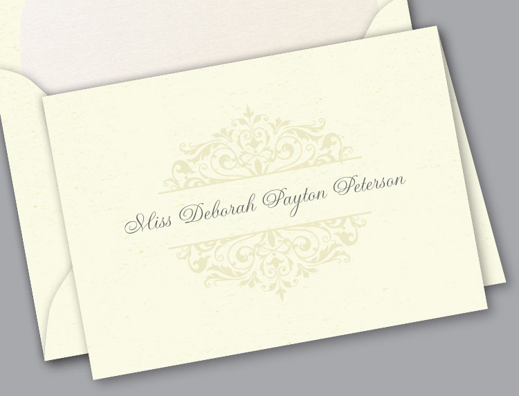 A Who-What-When Checklist for Wedding Thank You Notes