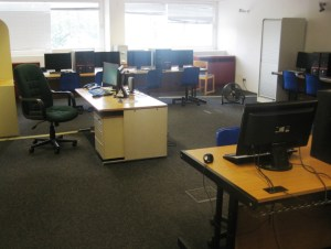 Goodbye Computer Lab