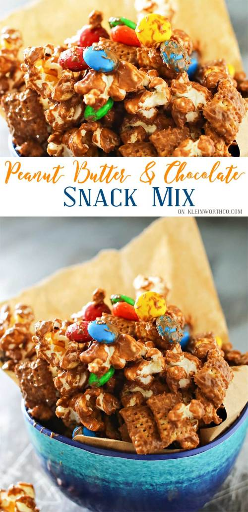 Medium Of Snack Mix Recipes