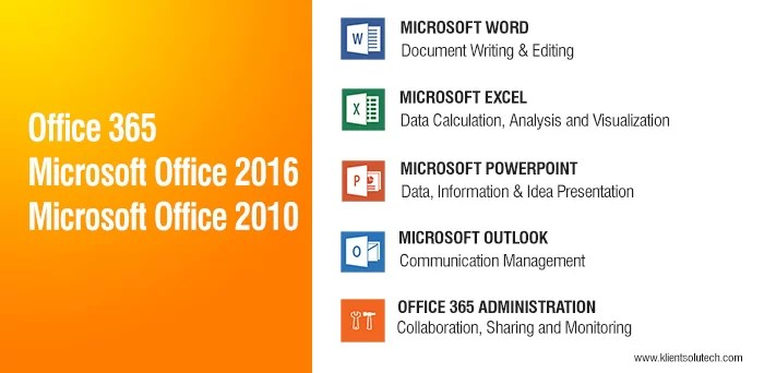 Microsoft Office Courses Online learn from anywhere anytime practically
