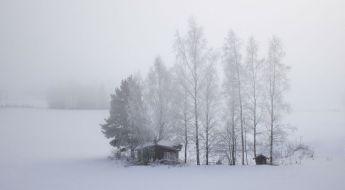 finland snow