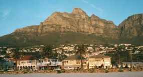 Trumpai apie Keiptauną ir Pietų Afriką