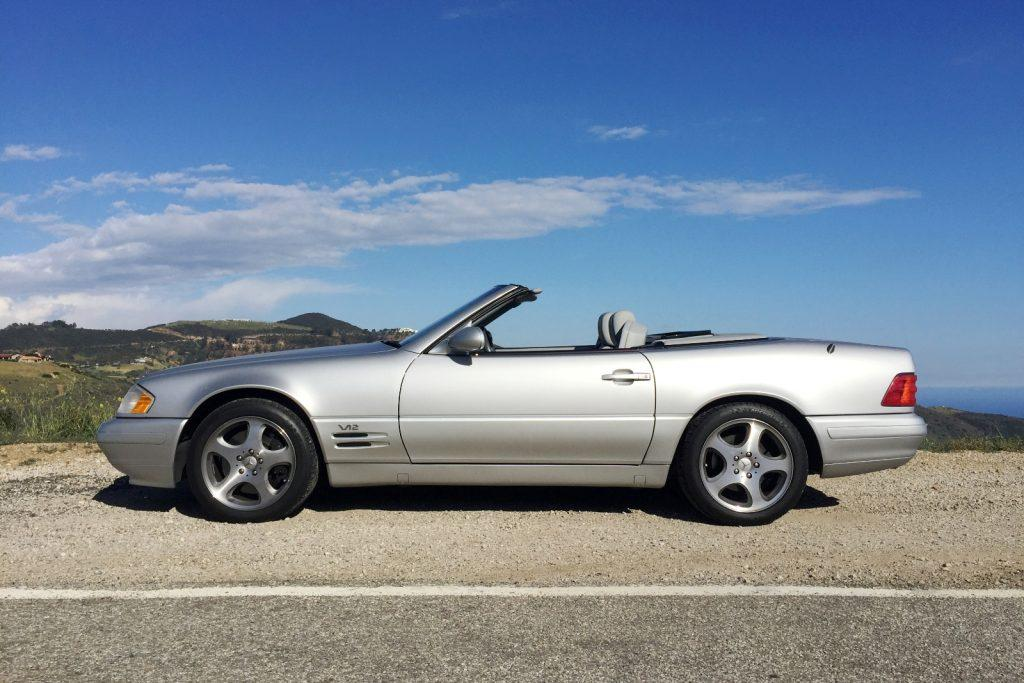 Practical Buying Guide Mercedes-Benz SL-Class R129 Generation (1990