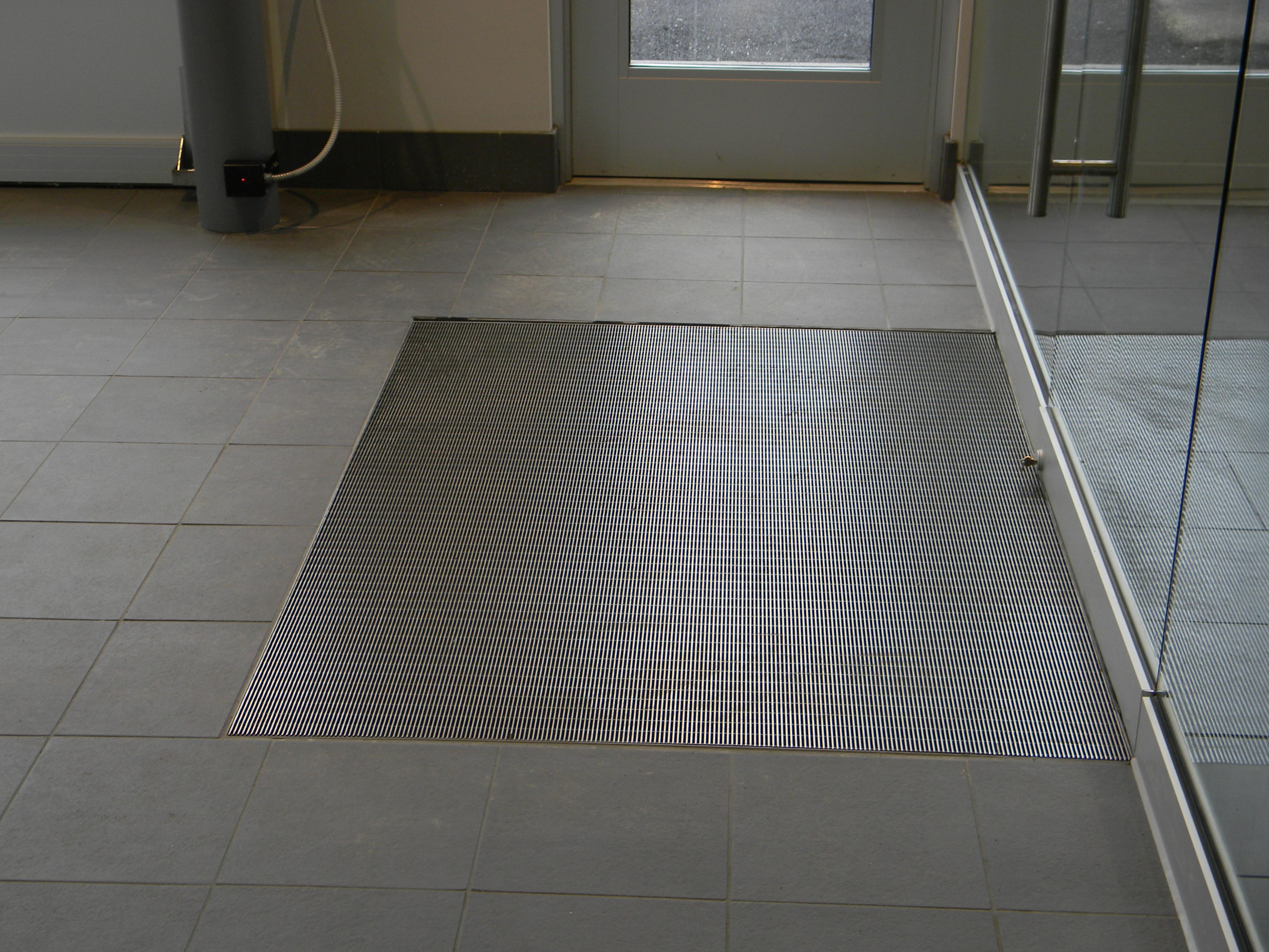 Klost Entrance Mats Floor Grates