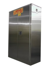 45 Gallon Flammable Storage Cabinet | Dandk Organizer