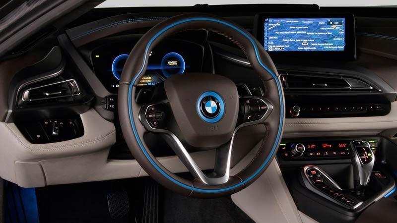 Car Speedometer Wallpaper Bmw I8 2014 Informaci 243 N General Km77 Com