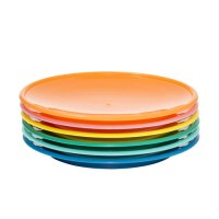 Coloured Tableware & Bright Coloured Plates Are Easier To ...