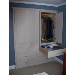 Small Crop Of Built In Cabinets