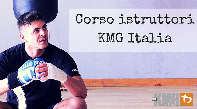 Corso istruttori Krav Maga Global Italia