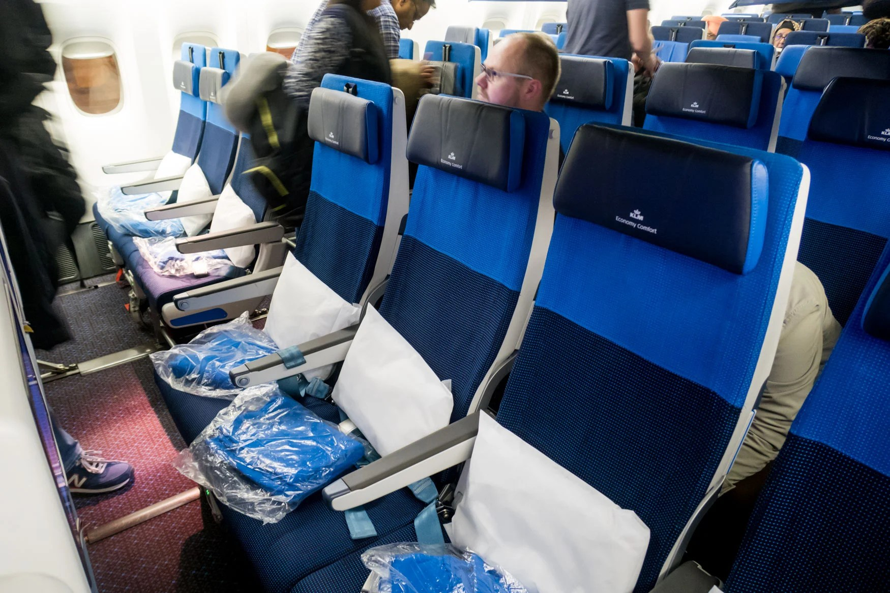 Klm 777 300er Business Class Seats