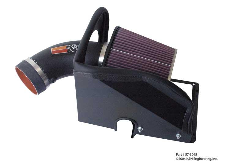 KN 57-3045 Performance Air Intake System, 57 Series FIPK