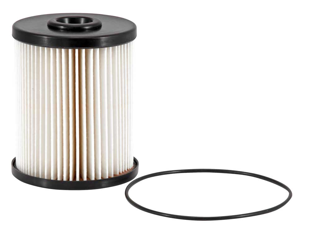 Diesel Pickup Replacement Fuel Filter Line from KN Meets OEM