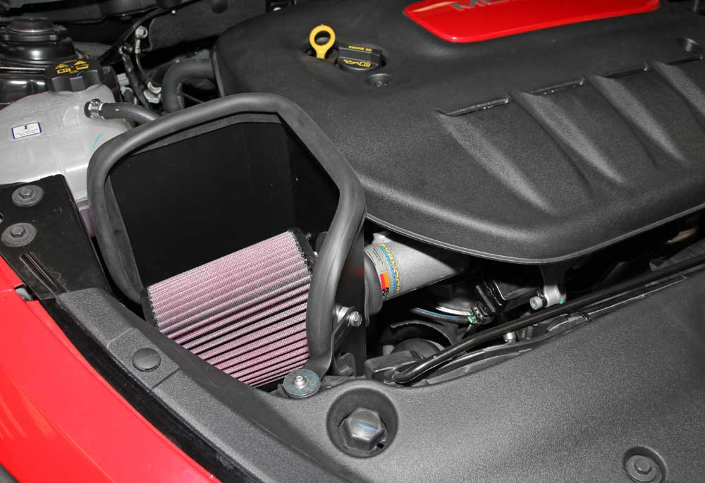 2013 to 2014 Dodge Dart Turbo Gets Simple Add-on Performance with
