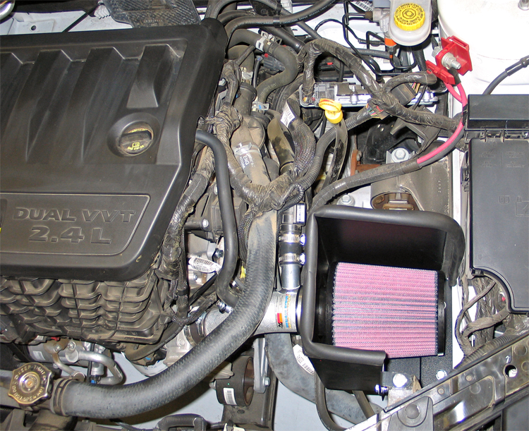 Add Estimated 93 Horsepower to 2008, 2009 and 2010 Dodge Avenger
