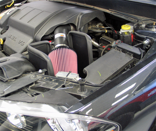Add 1231 Horsepower to 2008 to 2010 Dodge Avenger with KN Air