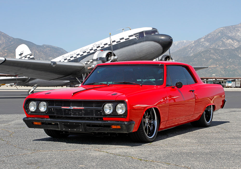 Old Classic El Camino Muscle Cars Wallpaper 1965 Chevrolet Chevelle Malibu Ss Epic Do Over With K Amp N