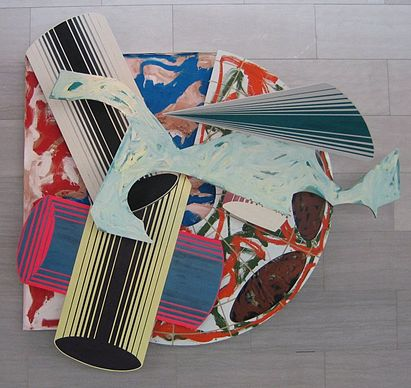 Frank Stella, La scienza della laziness (The Science of Laziness)