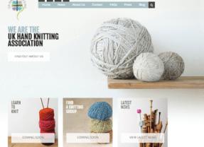 UK Hand Knitting new website
