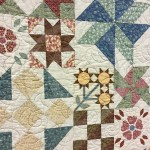 One of the many stunning Quilts