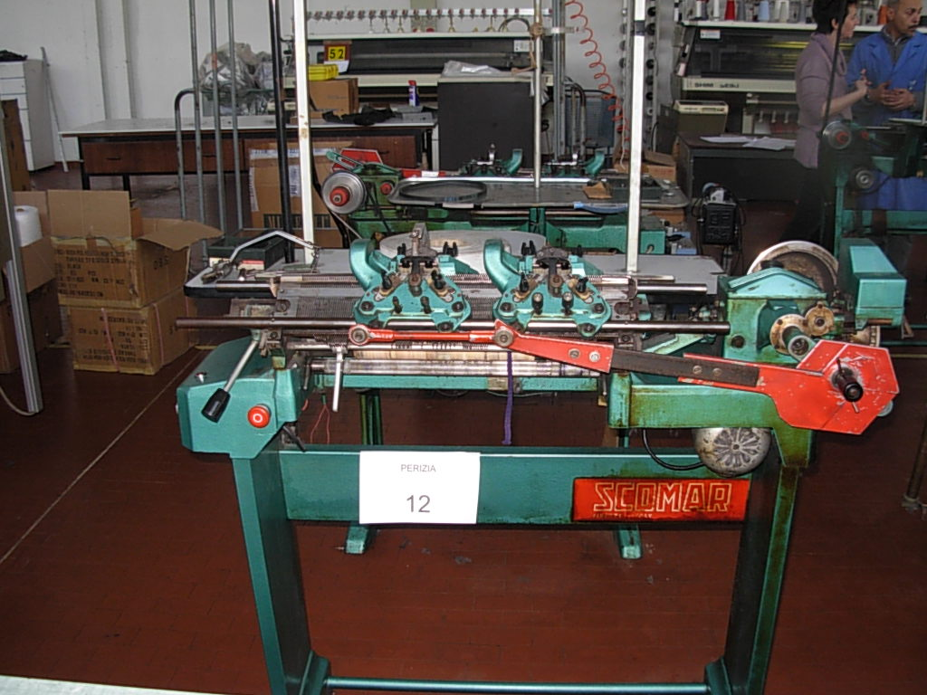 Scomar Archivi Knitting Machines For Sale