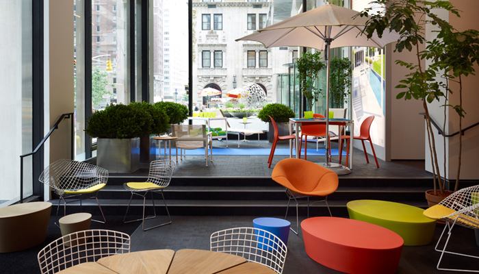 Knoll Opens First Retail Store in North America Features Knoll - home design store