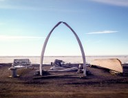 Overlooking the Arctic Ocean, Barrow, Alaska