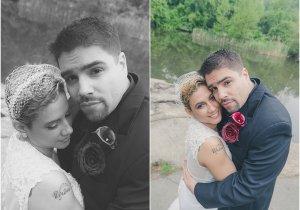 Central Park Gapstow Bridge Wedding Elopement_0011