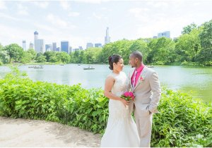 Central Park the Lake Wedding