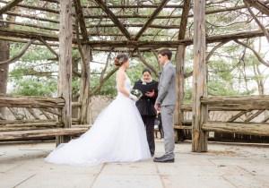 Cop Cot Gazebo- Central park Weddings