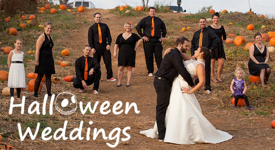 Wonderful Halloween Theme Ideas Weenbillybullock   Halloween Themed Wedding Ideas Part 23