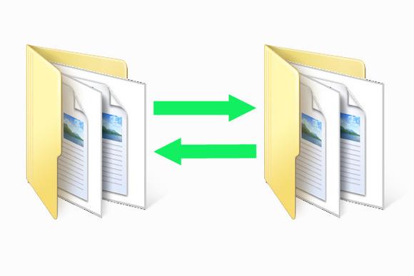 Sync Files Among Computer Hardware