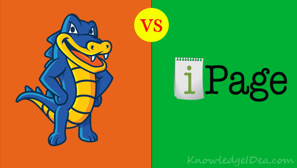 Hostgator Vs iPage Pros and Cons