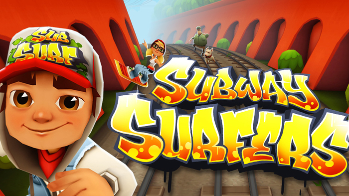 Top 10 Android Games of All Time Subway Surfers