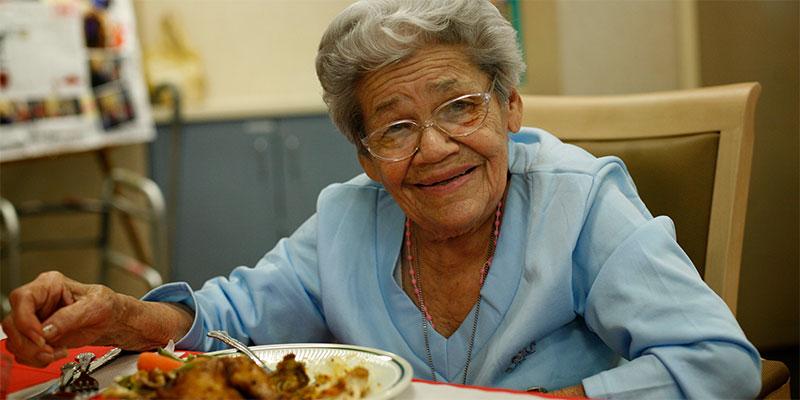Mobile Meals  Senior Nutrition Program \u2013 Office on Aging