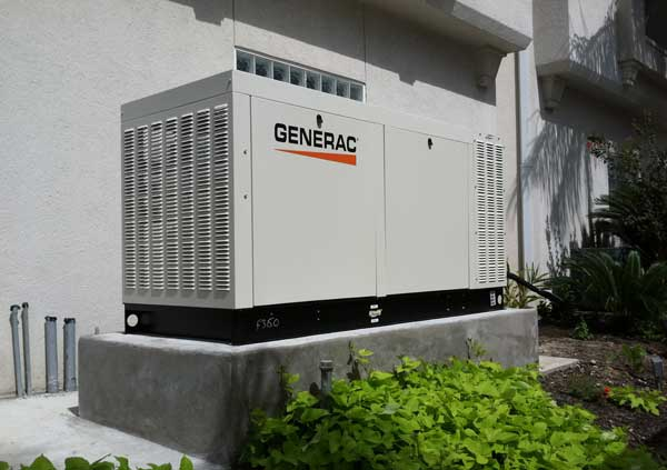 Standby Generators C N Copeland Electrical Service