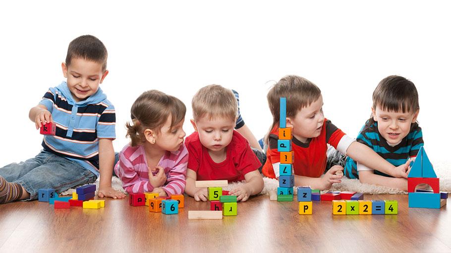 Charakterystyka okresu przedszkolnego dziecka