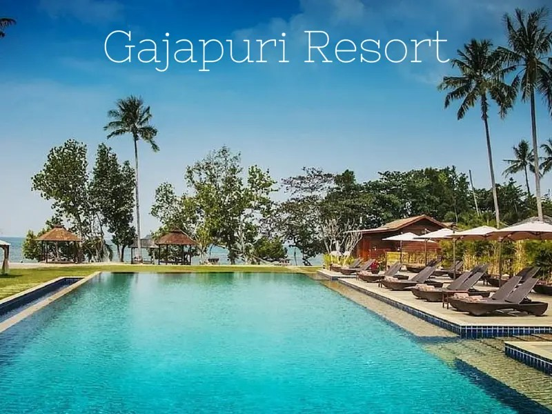 Gajapuri Resort - one of Kai Bae beach's best hotels