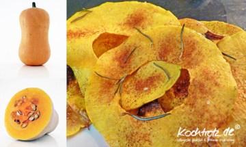 Kürbis-Chips
