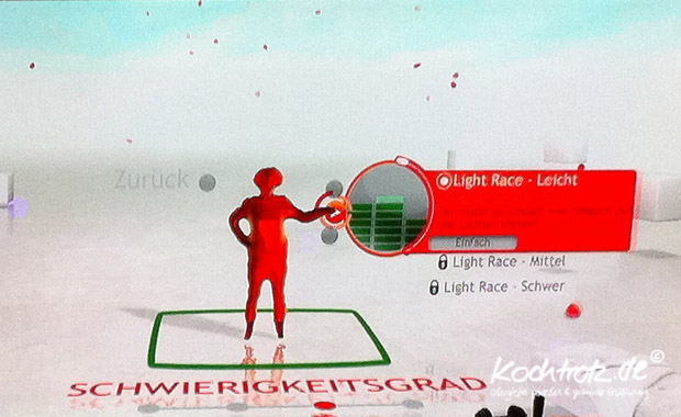 Xbox 360 kinect - fitness evolved